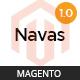 Navas Magento Theme