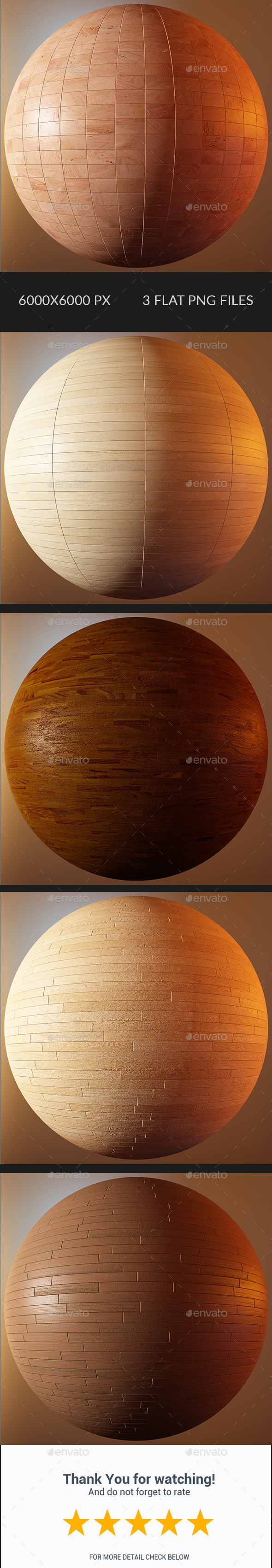 Flooring Texture - Vol 003 - 3DOcean Item for Sale