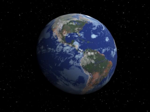 3DOcean Planet Earth 1464741