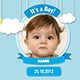 Baby Photo Album - Birthday
