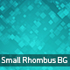 Small Rhombus Backgrounds