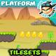Landscape Platformer Game Tilesets 20