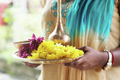 Indian religious offerings