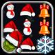 Christmas Breaker - HTML5 Match 3 Game