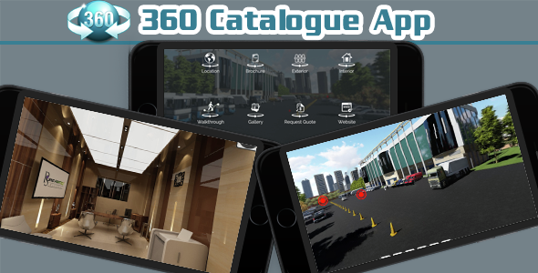 Download 360 Degree Viewer Business Catalogue Mobile App  nulled download
