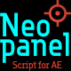 Neo-panel Script for After Effects