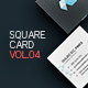 Square Business Card 4