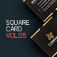 Square Business Card 5