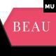 Beau - Beauty Salon Template