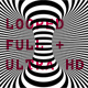 5 Zebra Lined Looped Backgrounds