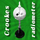 Crookes radiometer (light mill)