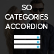 SO Categories Accordion - Responsive OpenCart Module
