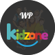 Kidzone – Children Kindergartent WordPress Theme (Education)