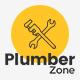 Plumber Zone - Plumbing, Repair & Construction PSD Template