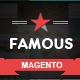 Famous - Responsive Multi-Purpose Magento Theme