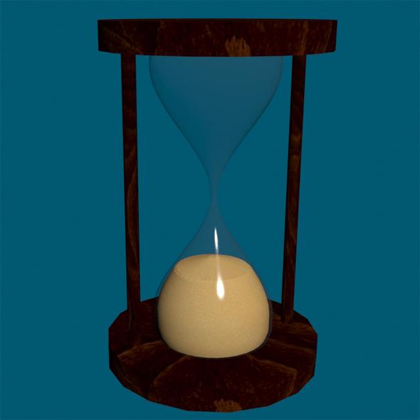 3DOcean Hourglass 14684100