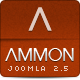 Ammon - Template for Joomla - ThemeForest Item for Sale