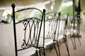 Wedding chairs beautiful decorated with decor agency