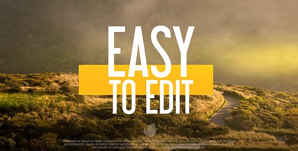 Fast Reel Opener (Commercials)