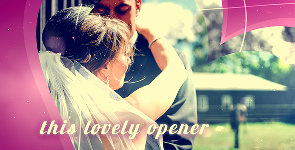 Wedding Opener