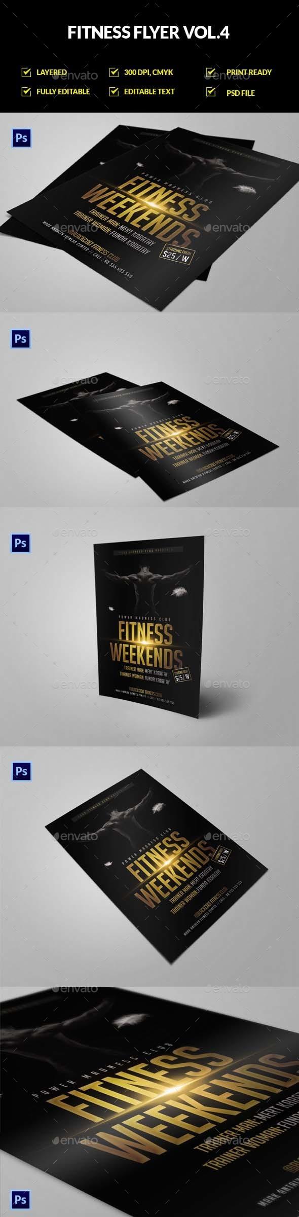 Fitness Flyer Vol.4