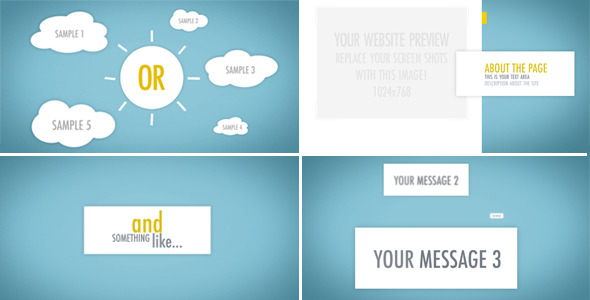 After Effects Project - VideoHive Motion Graphic Presentation Brand or Comp ...