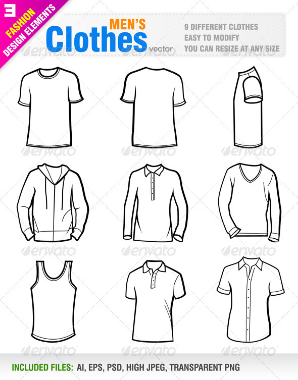 Men s Clothes