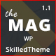 TheMag - WordPress Magazine Theme with Paid Article Submission System and BuddyPress Support