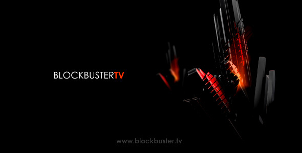 After Effects Project - VideoHive Blockbuster 1470688