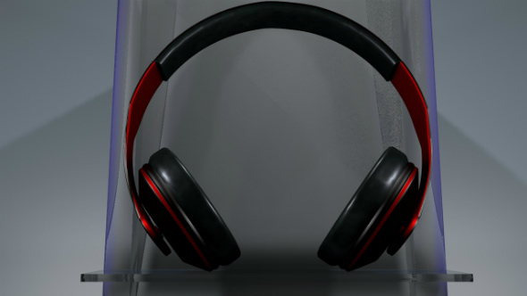 headphones - 3DOcean Item for Sale