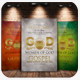 The Kingdom of God Church Flyer Template