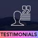 Testimonials for Cornerstone
