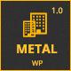 Metal - Building & Construction Business WordPress Themes