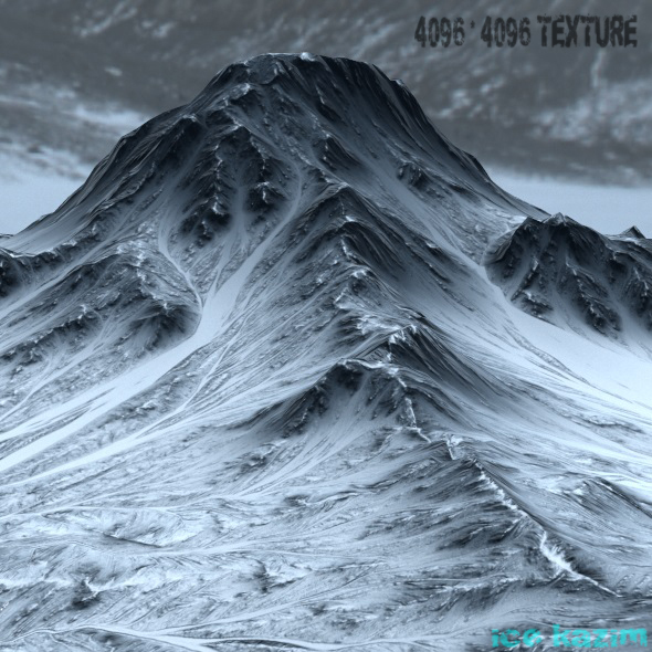 Mountain_1 - 3DOcean Item for Sale