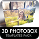 3D PhotoBox Templates