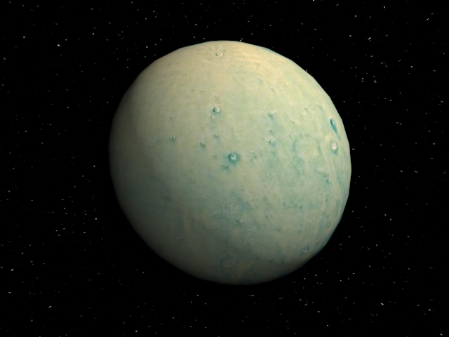 3DOcean Planet Pluto 1471731