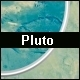 Pluto Texture Map