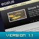 Easius | Products Showcase - ThemeForest Item for Sale