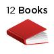 12 Books Illustration
