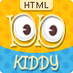 Kiddy - Children HTML Template