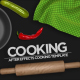 Cooking Tv Channel Branding