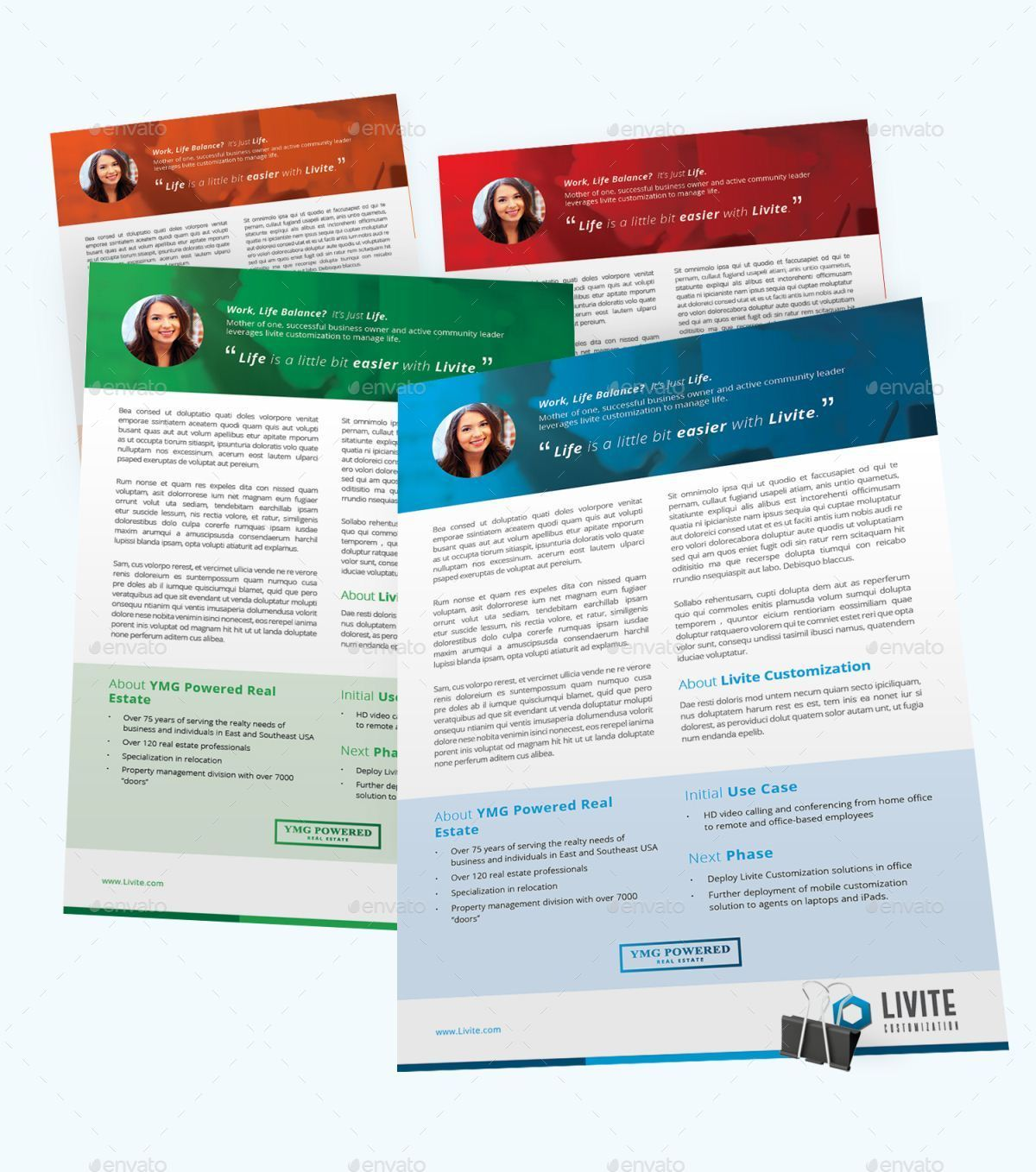 Case Study Template by sanlife – Case Study Template
