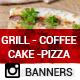 Food Instagram Banners