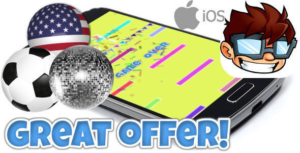 Falling Ball iOS + IN APP PURCHASE + ADMOB // iADS + more!