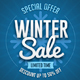 Winter Sale Badges
