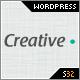 Creative - Clean & Modern WordPress Theme