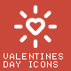 Valentine's Day 66 Icons
