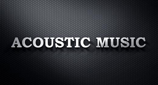 Acoustic Music