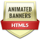Animated HTML5 Banners