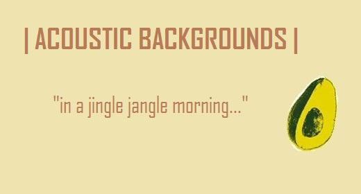 #Acoustic #Background